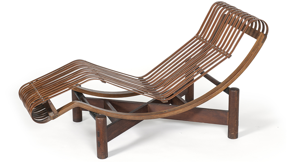 Perriand's Tokyo Chaise Lounge, 1940