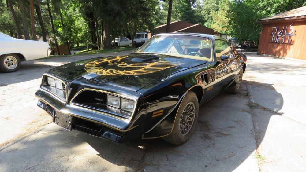 1978 Pontiac T-Top Trans AM