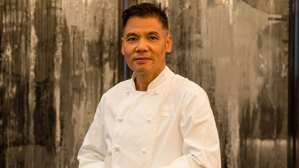 Chef Tony Truong Four Seasons