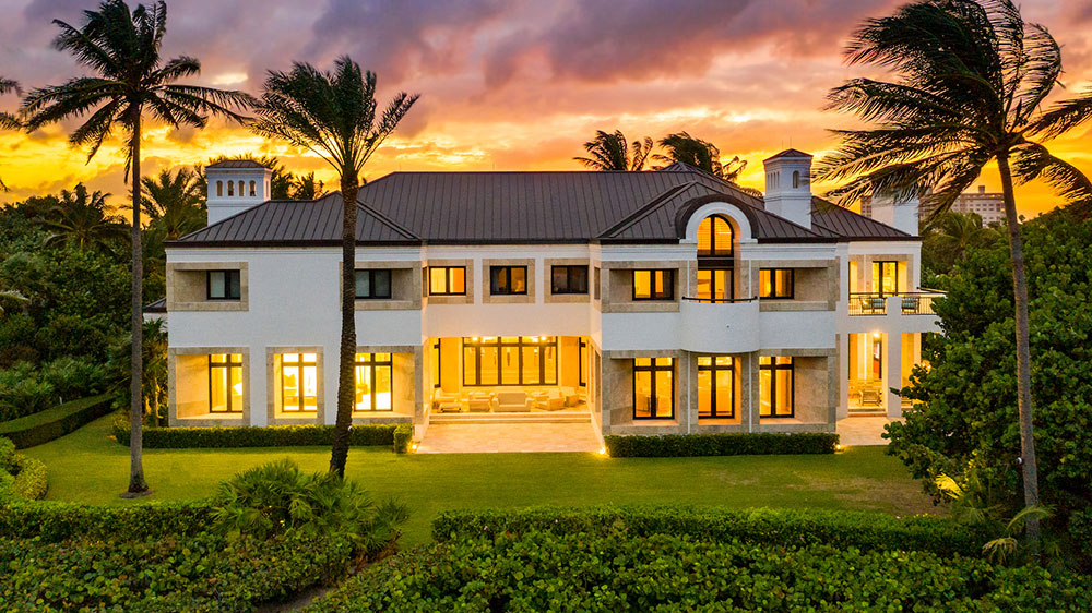 Russ Weiner Delray Beach home