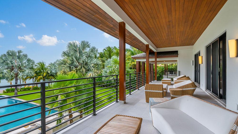 Russ Weiner Miami Beach home