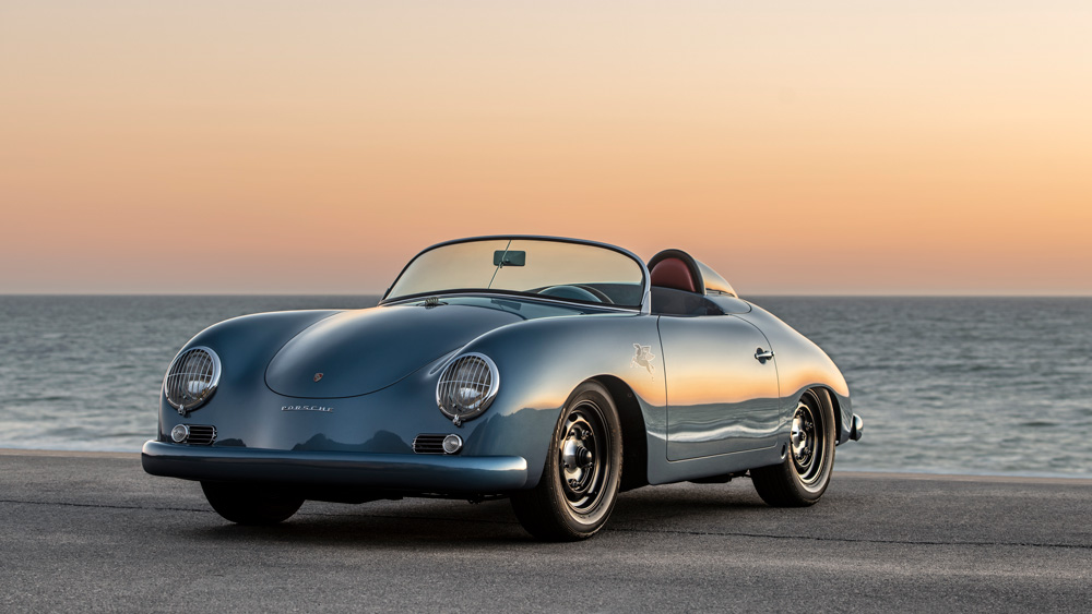 "The 1959 ½ ""Transitional"" Speedster from Emory Motorsports."