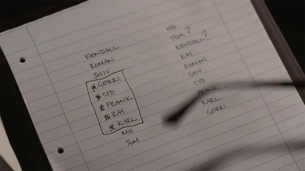 """Logan's list of possible """"skulls."""""""