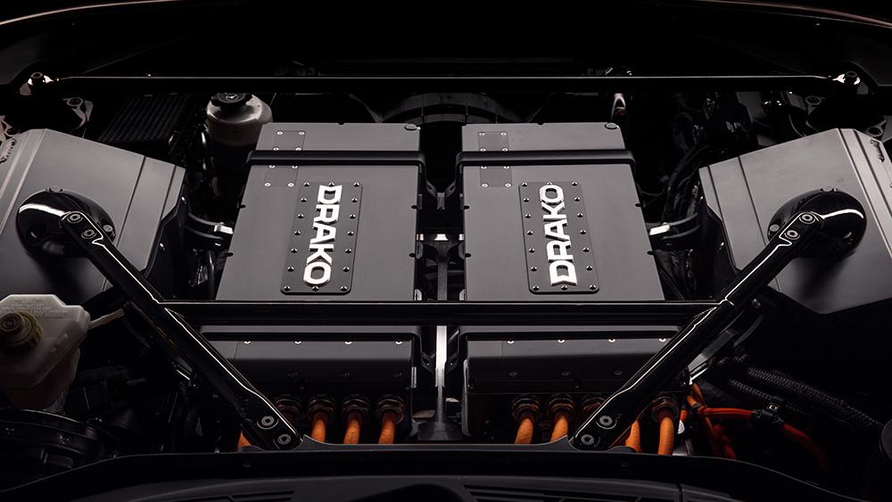 Drako GTE Engine