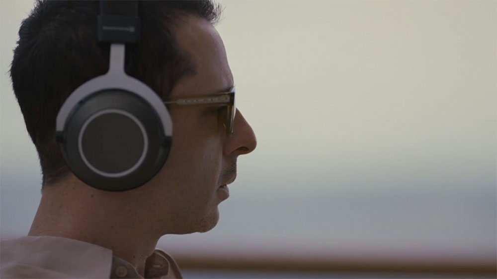No word on whether Kendall's noise-canceling headphones also squelch out the sirens of sorrow.