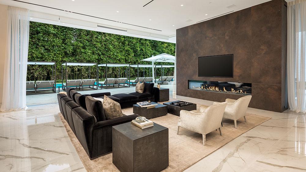 Paul McClean's $65m Bel-Air Mansion