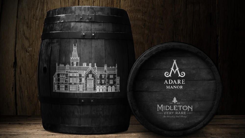 Adare Manor Midleton barrel
