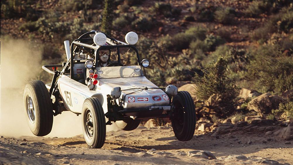 a Baja endurance racer circa 1972