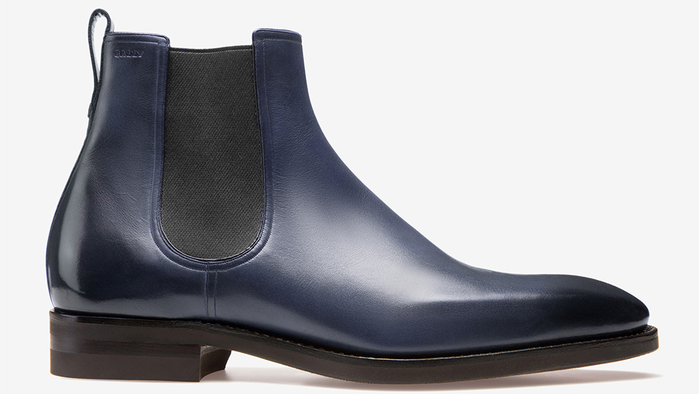 Bally calf-leather boot