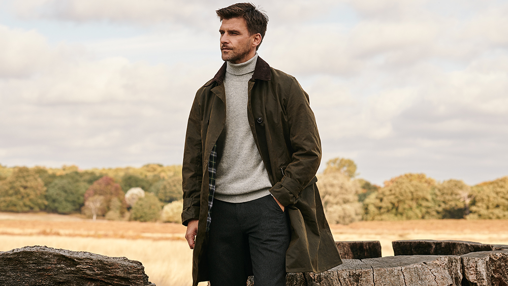 Barbour celebrates 125 years in business with a new Icons Reengineered collection.