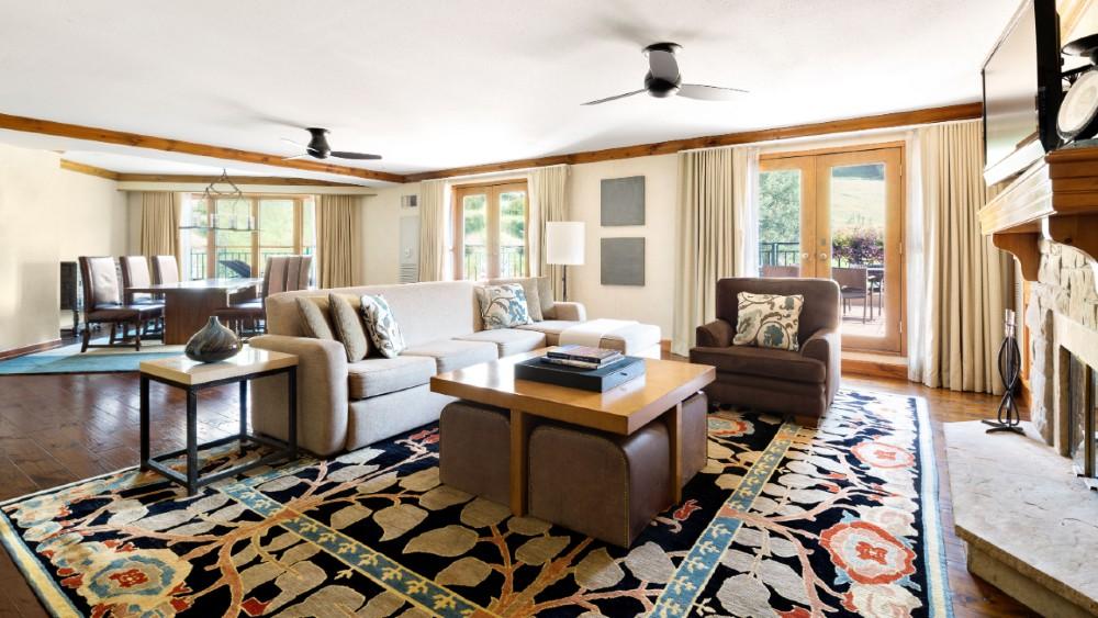 Park Hyatt Beaver Creek Rial Oxford Suite