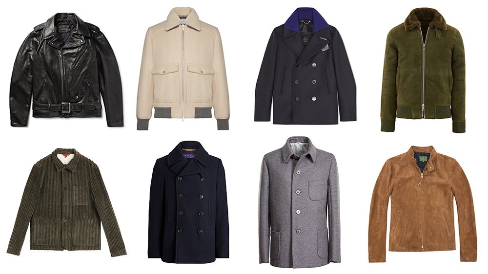 The best fall coats for men of 2019.