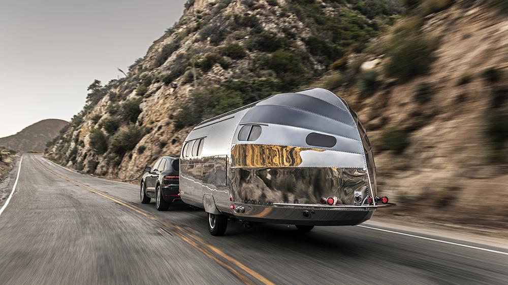 Bowlus Road Chief's Wave trailer