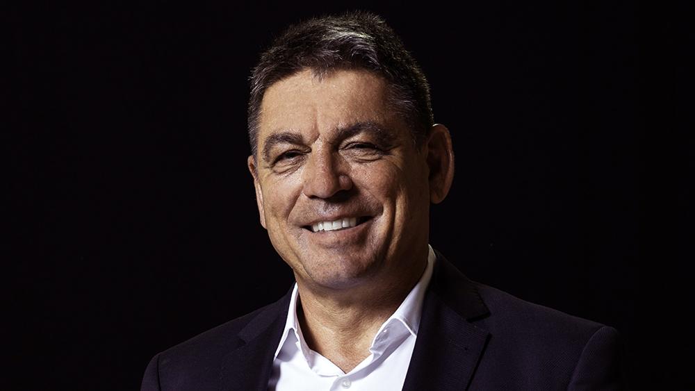 Faraday Future's CEO Carsten Breitfeld
