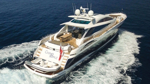 Sunseeker's Casino Royale