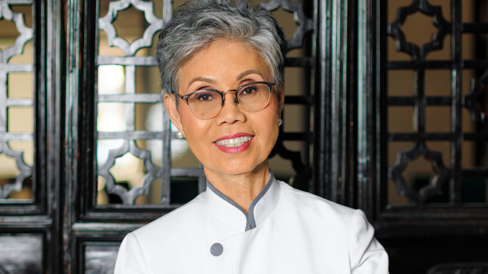Chef Helene An