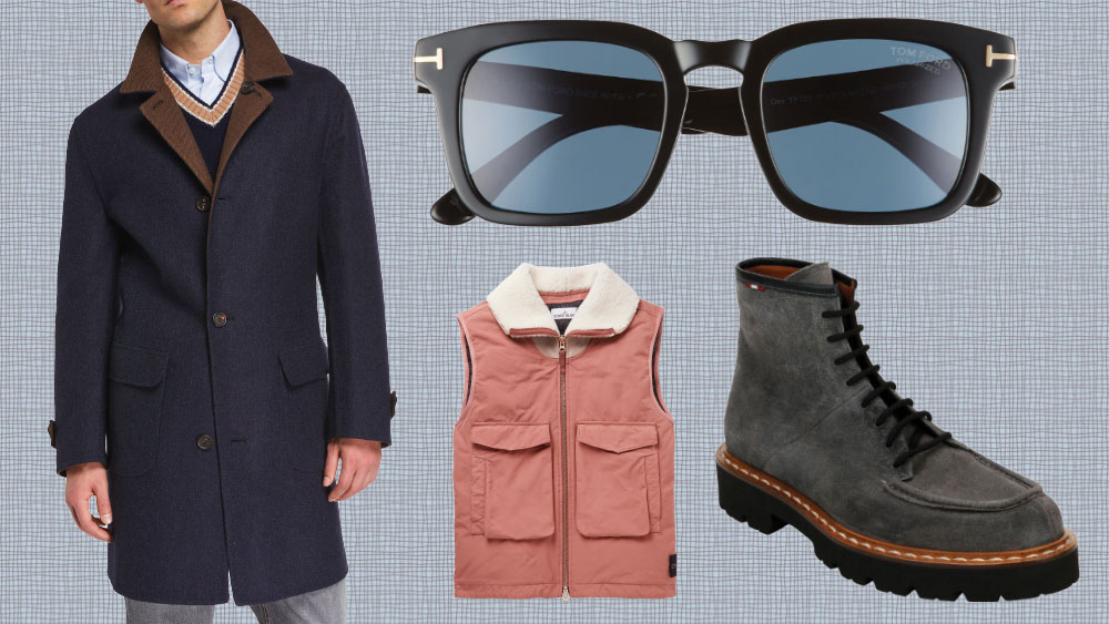This week's best new menswear includes standout takes on seasonable staples from Brunello Cucinello, Stone Island and Noah.