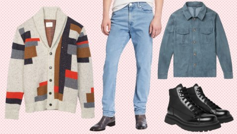 The best new fall menswear to buy this week includes pieces from Prada, Billy Reid and other great brands.