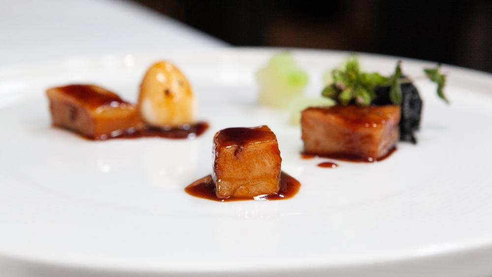 Pork Cheek Thit Kho