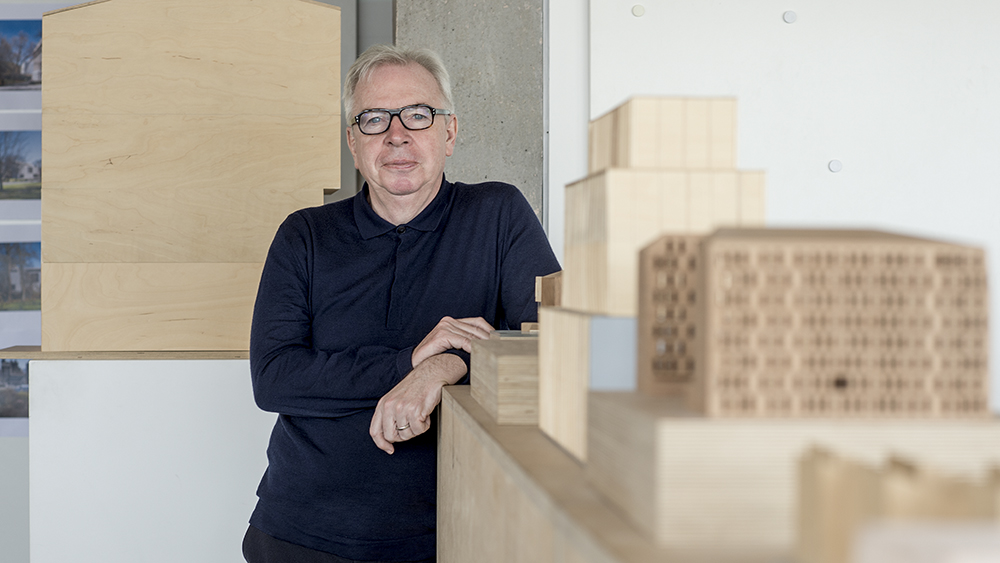 David Chipperfield, Mentor in Architecture