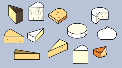 Definitive Guide to Cheese