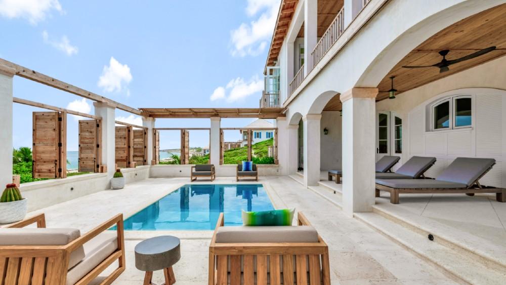 Ambergris Cay Private Island villa