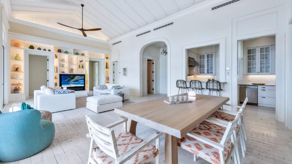 Ambergris Cay new villa