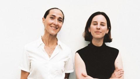 Gabriela Camara and Jessica Koslow