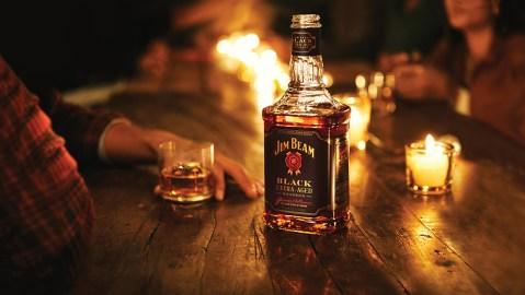 jim beam black bourbon