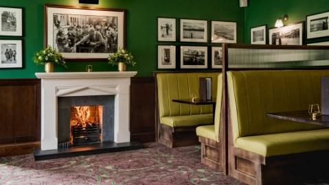 Lough Eske Castle Father Browne Bar