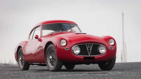 Rare 1953 Fiat Otto Vu.