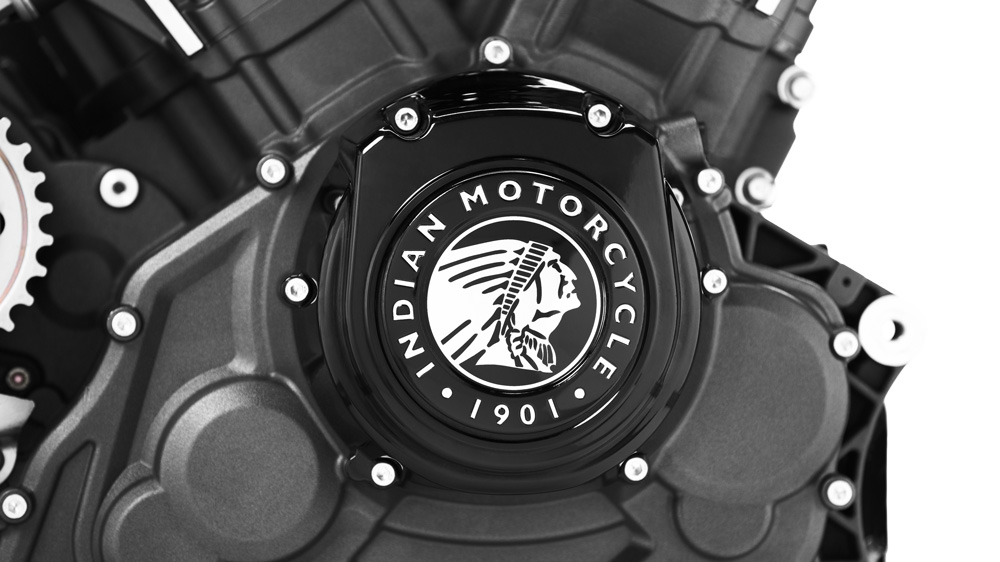 Indian Motorcycle's new PowerPlus motor.