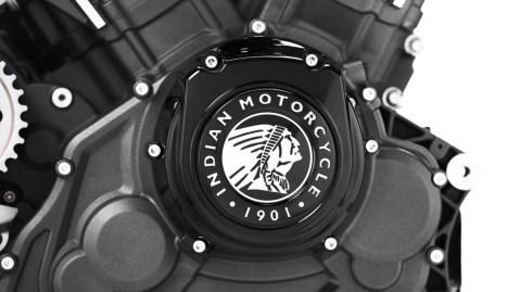 Indian Motorcycle's new PowerPlus motor.