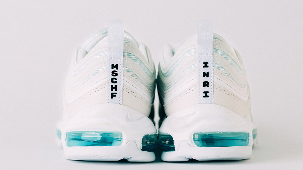 "The MSCHF X INRI ""Jesus Shoes"""