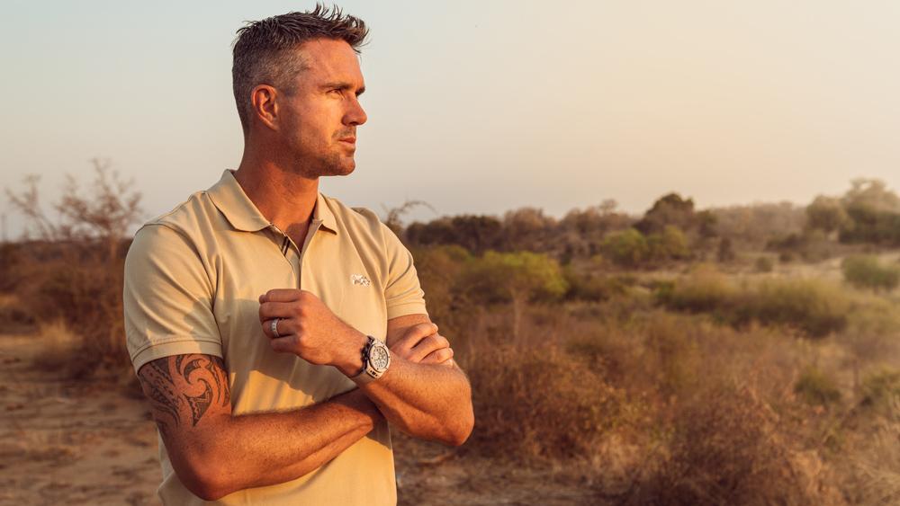 Sorai founder Kevin Pietersen