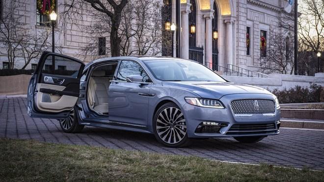 Lincoln 2020 Continental Coach