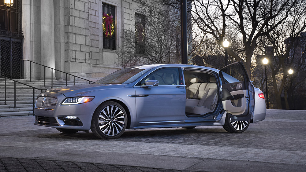 Lincoln 2020 Continental Coach