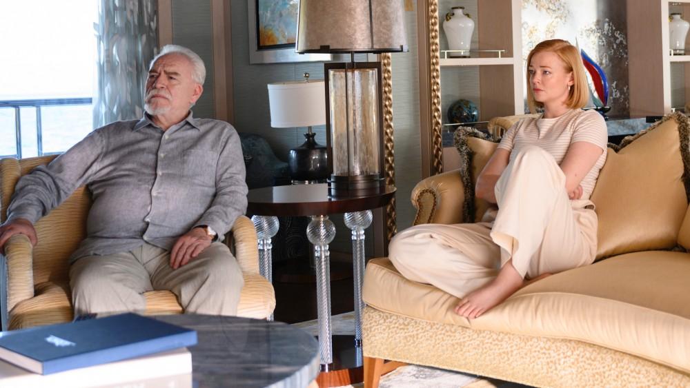 Succession: Season 2, Episode 10: Logan and Shiv