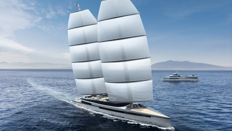 LOTUS Project's twin yachts.