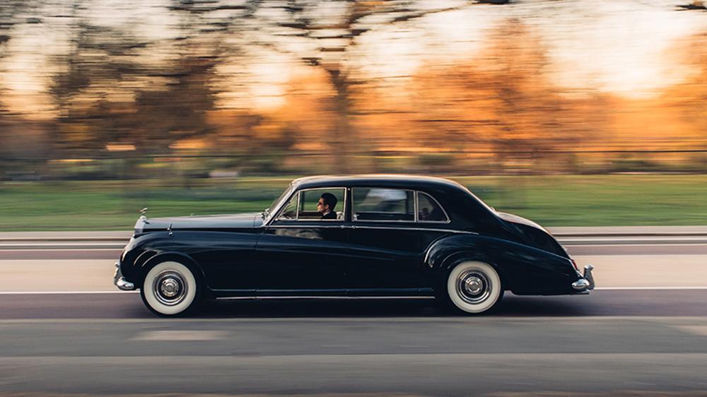 Lunaz's restored 1961 Rolls-Royce Phantom V