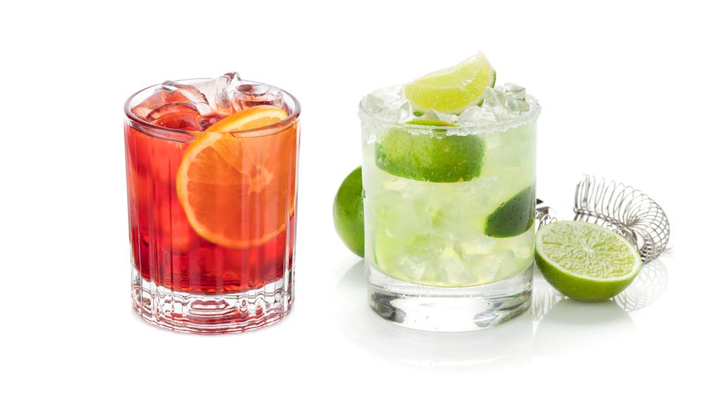 Negroni vs Margarita