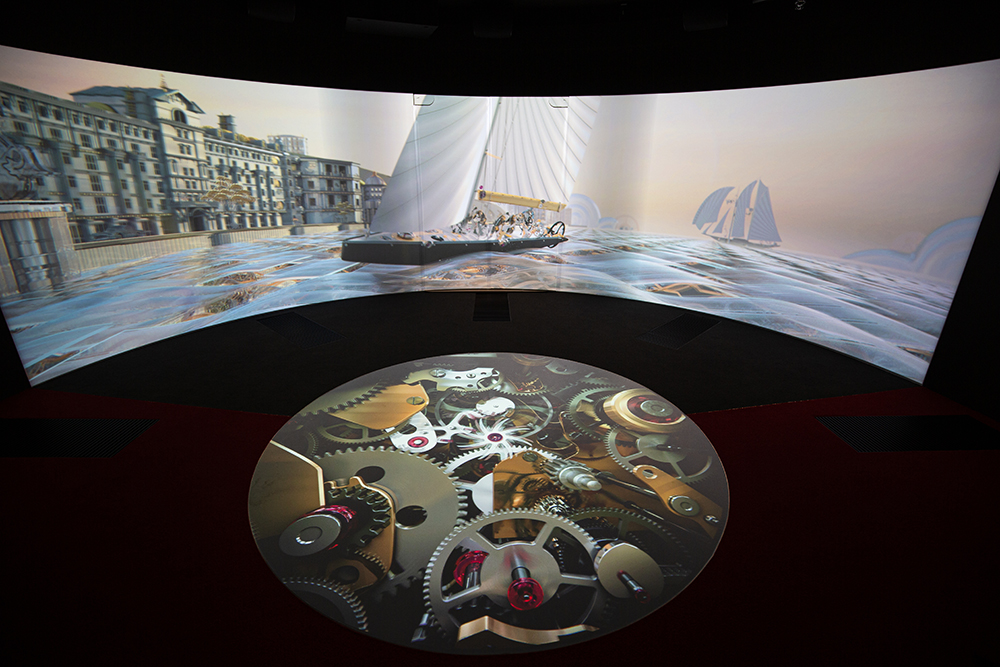 OMEGA's new Museum tells the compelling story of the global watchmaker through immersive movies, compelling showcases and fun interactive experiences.