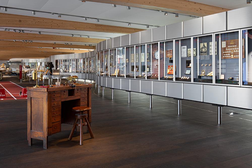 Omega Museum / Cité du Temps