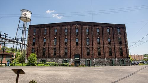 Pappy Van Winkle Distillery