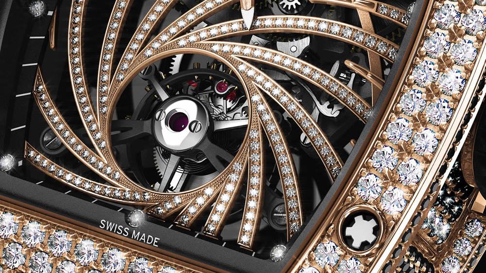 Richard Mille Tourbillion-Diamond Twister