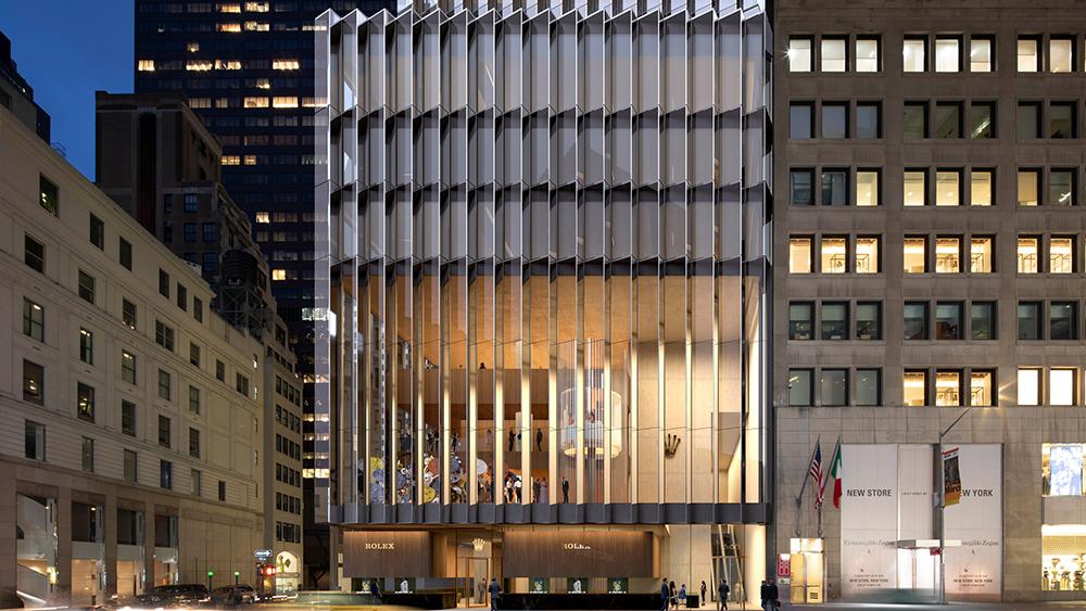 Rolex US Headquarters