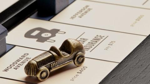 Shinola Detroit Monopoly
