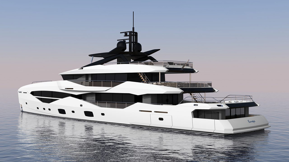Sunseeker 161 Superyacht