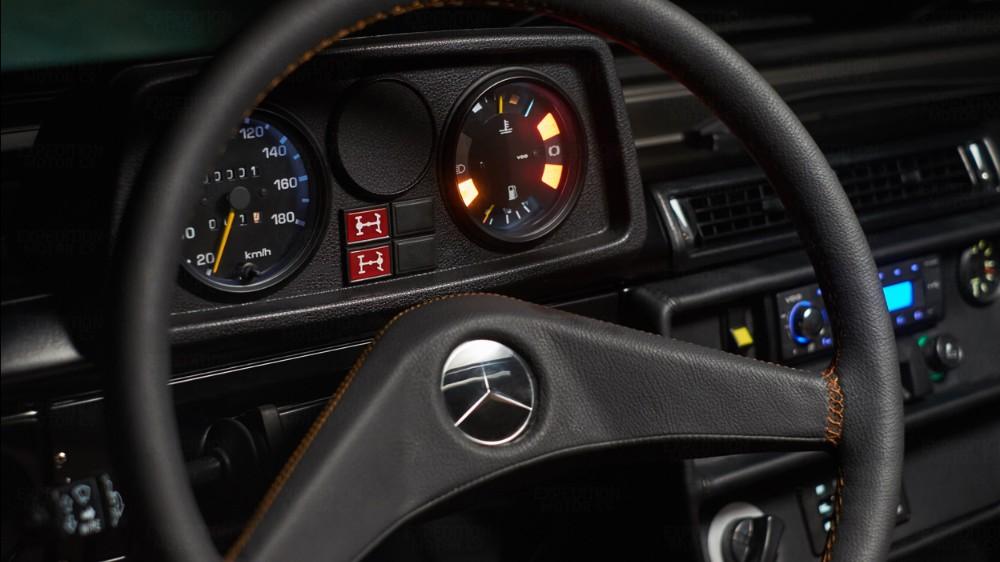 "1992 Mercedes-Benz 250GD G-Wagen ""Silver Wolf"""