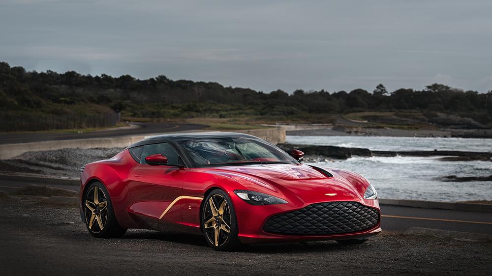 Aston Martin Unveils Limited Edition Dbs Gt Zagato Robb Report
